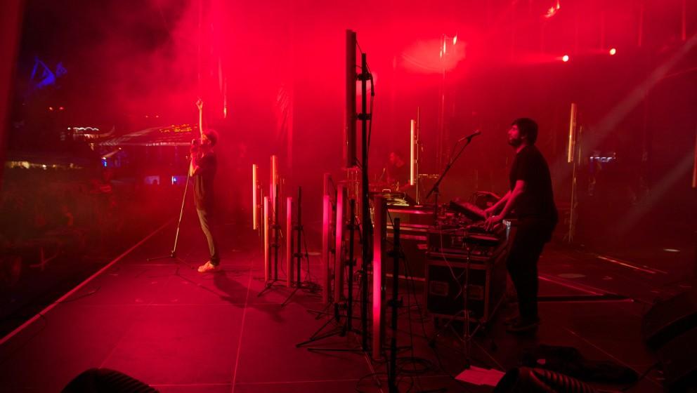 Live beim Melt!: Digitalism