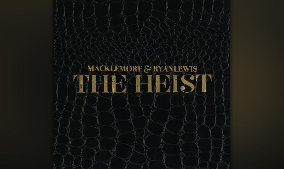 """Album - Platz 4: Vor allem mit den Singles """"Thrift Shop"""" und """" Can't Hold Us"""" erlangte das US-Rap-/Produzenten-Duo Ma"""