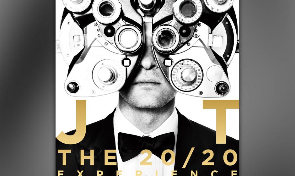 """Album - Platz 3: Nicht zuletzt dank der Übersingle """"Suits & Tie"""" in Zusammenarbeit mit Jay-Z darf sich Justin Timberlake"""