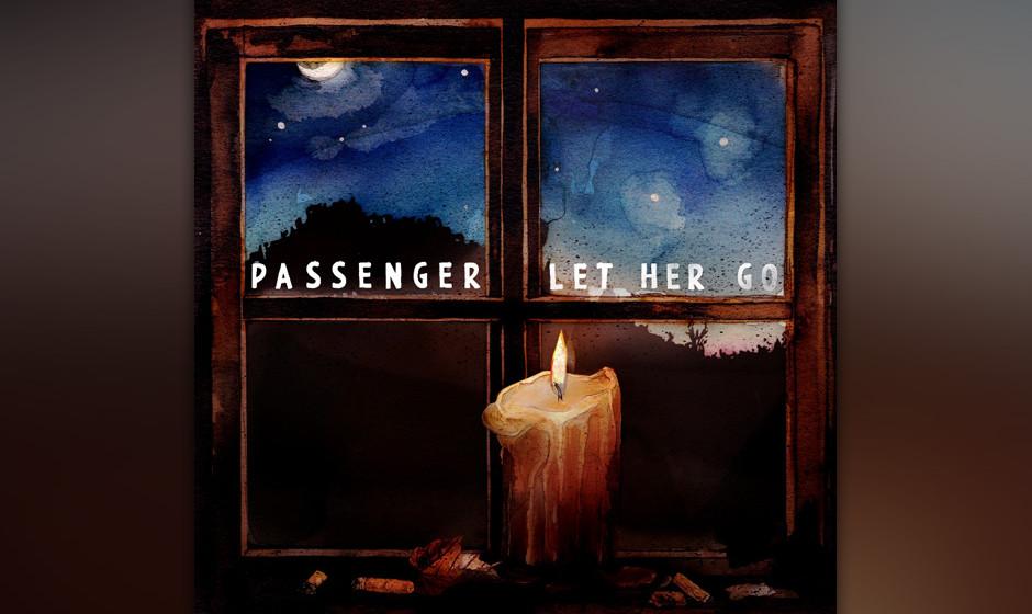 """Song- Platz 2: Und dann doch noch Indiepop: Der Brite Mike Rosenberg aka Passenger schrieb mit seinem seichten """"Let Her Go�"""