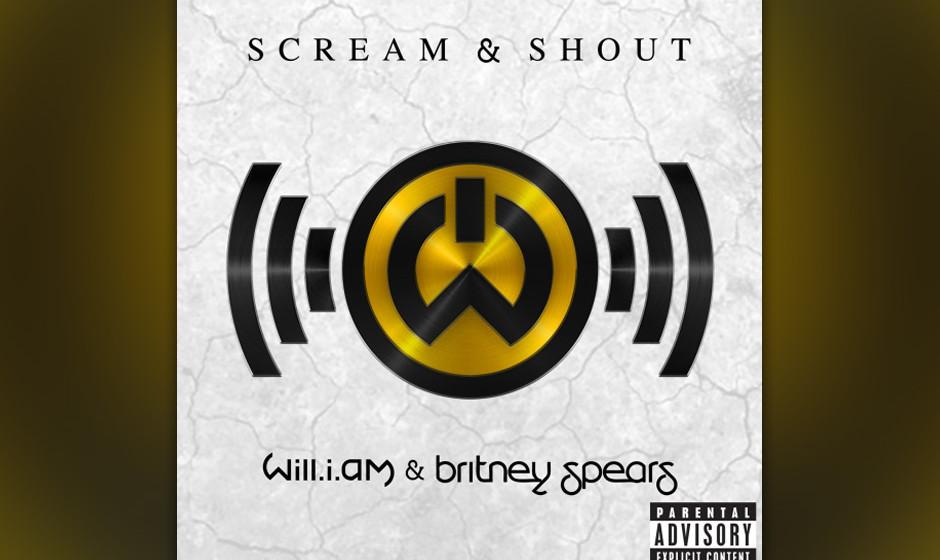 """Song - Platz 1: Das unsägliche Disco-Gebummse """"Scream & Shout"""" von will.i.am feat. Britney Spears wurde im ersten Halbja"""