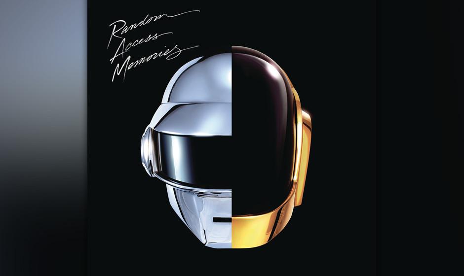 """Album - Platz 2: Ihr Album wurde zwar erst am 17. Mai veröffentlicht, dennoch schafften es Daft Punk mit """"Random Access Me"""