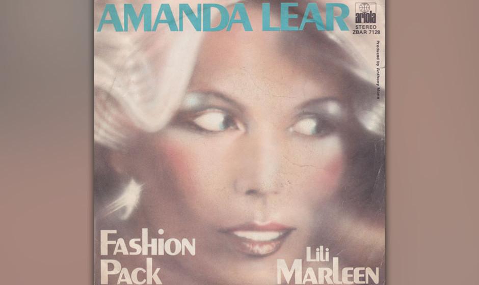 30. Fashion Pack - Amanda Lear
