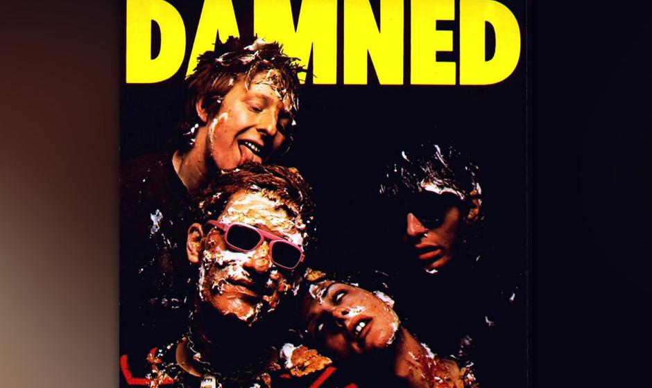 The Damned - DAMNED DAMNED DAMNED (1976)