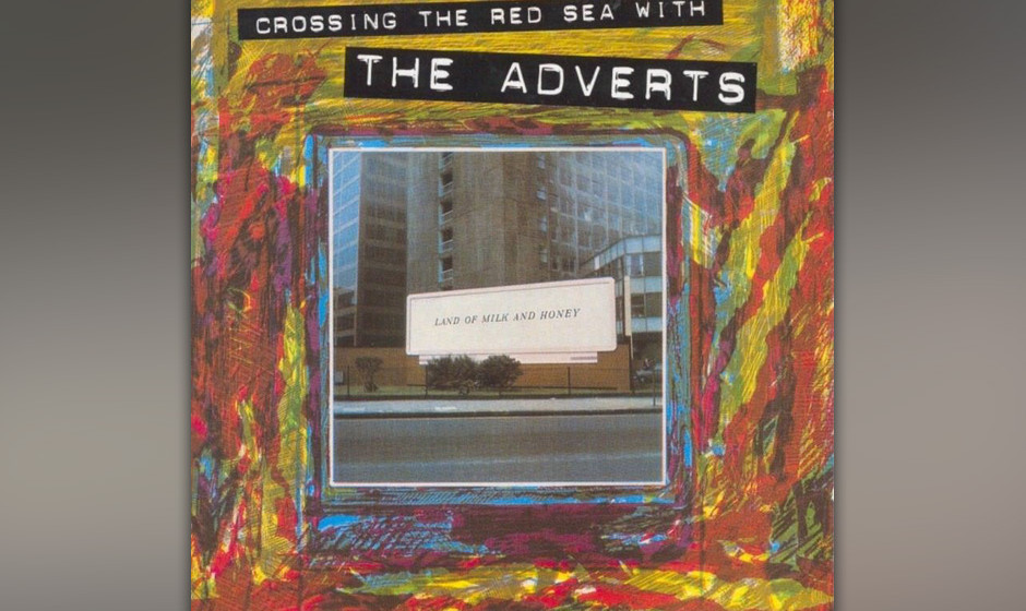 The Adverts - CROSSING THE RED SEA (1978)