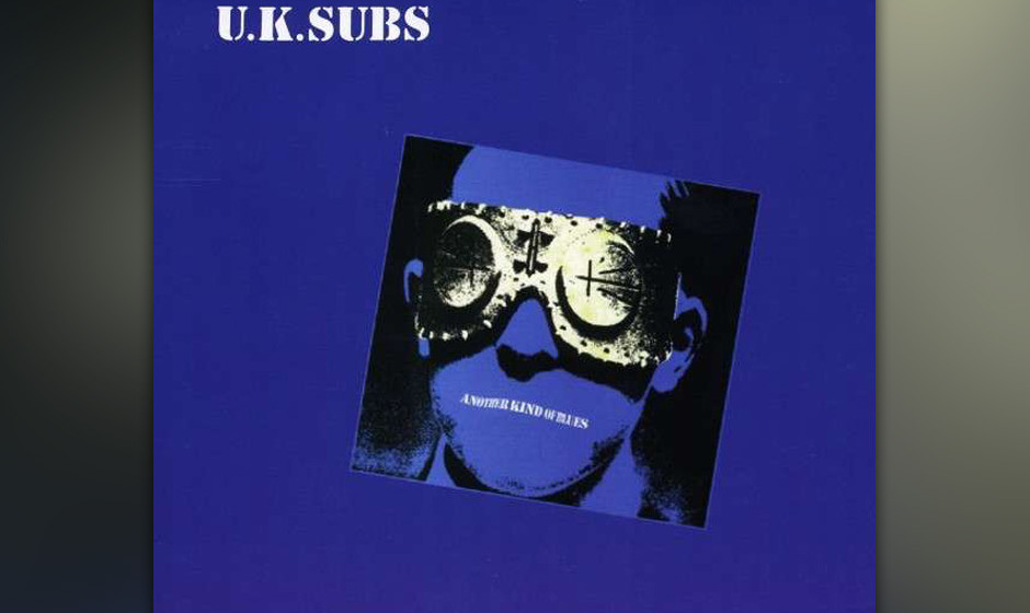 UK Subs - ANOTHER KIND OF BLUES (1979)