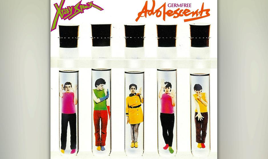 X-Ray Spex - GERMFREE ADOLESCENTS (1978)
