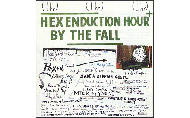 1982: The Fall - Hex Enduction Hour (Line)