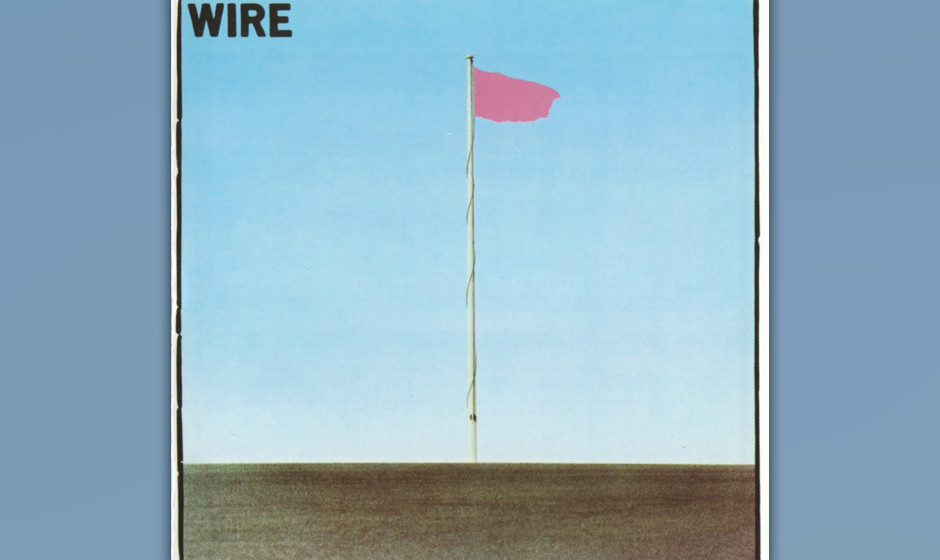 Wire - PINK FLAG (1977)
