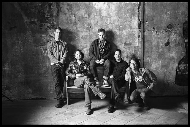 Pearl Jam Promo-Bild