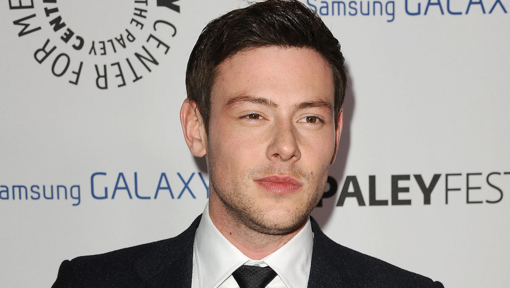 BEVERLY HILLS, CA - FEBRUARY 27:  Actor Cory Monteith attends the PaleyFest Icon Award presentation at The Paley Center for M
