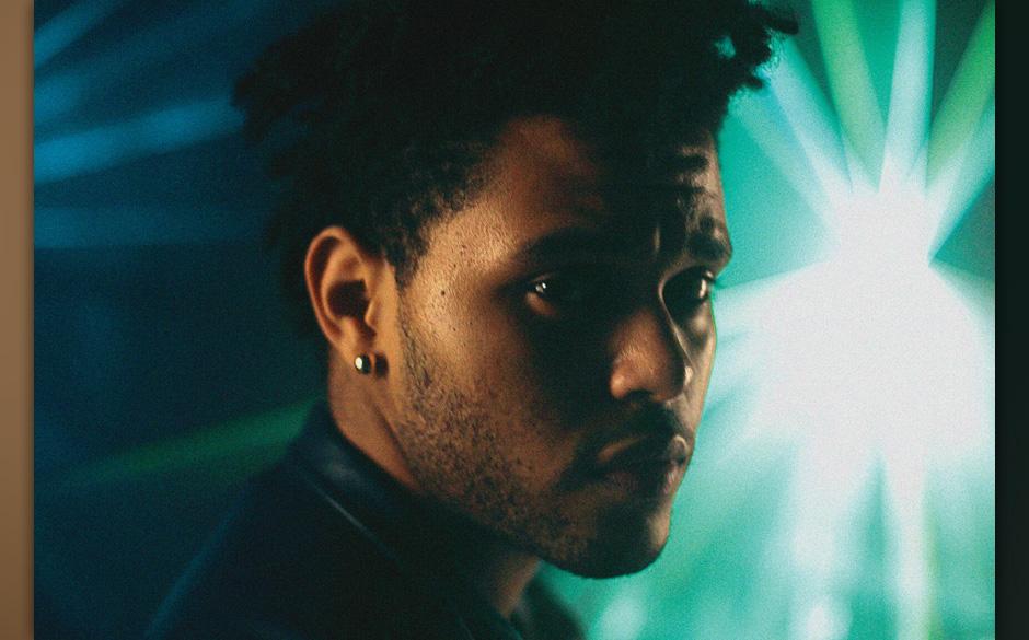 Abel Tesfaye a.k.a. The Weeknd bringt sein Album KISSLAND heraus - und hat Stress mit Portishead