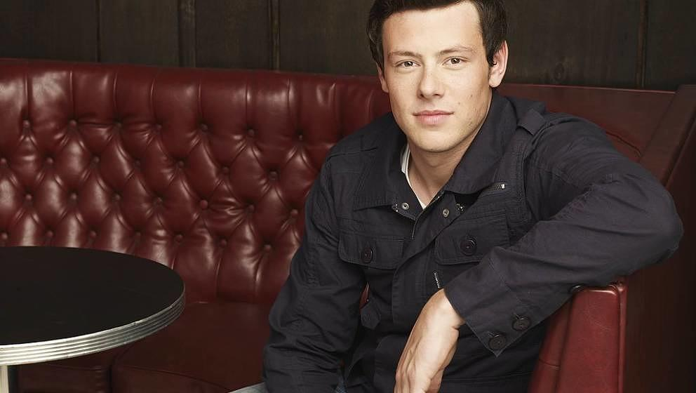 Actor Cory Monteith during a portrait session for FOX on June 20, 2009. (Photo by FOX Image Collection via Getty Images)