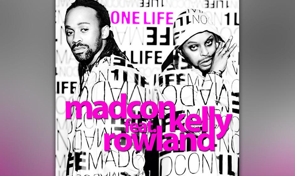 "Platz 20: Madcon feat. Kelly Rowland – ""One Life"" aus dem Album"