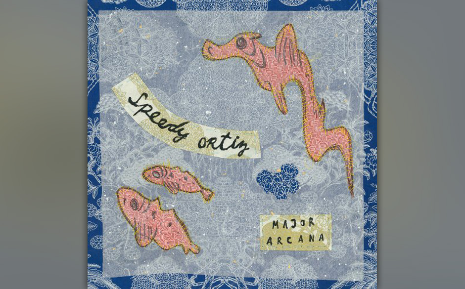 Speedy Ortiz - 'Major Arcana'