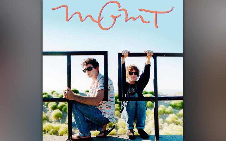 Benjamin Goldwasser und Andrew VanWyngarden sind auch 2013 noch MGMT