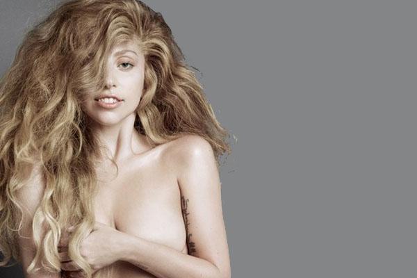 Lady Gaga: Es geht noch nackter...