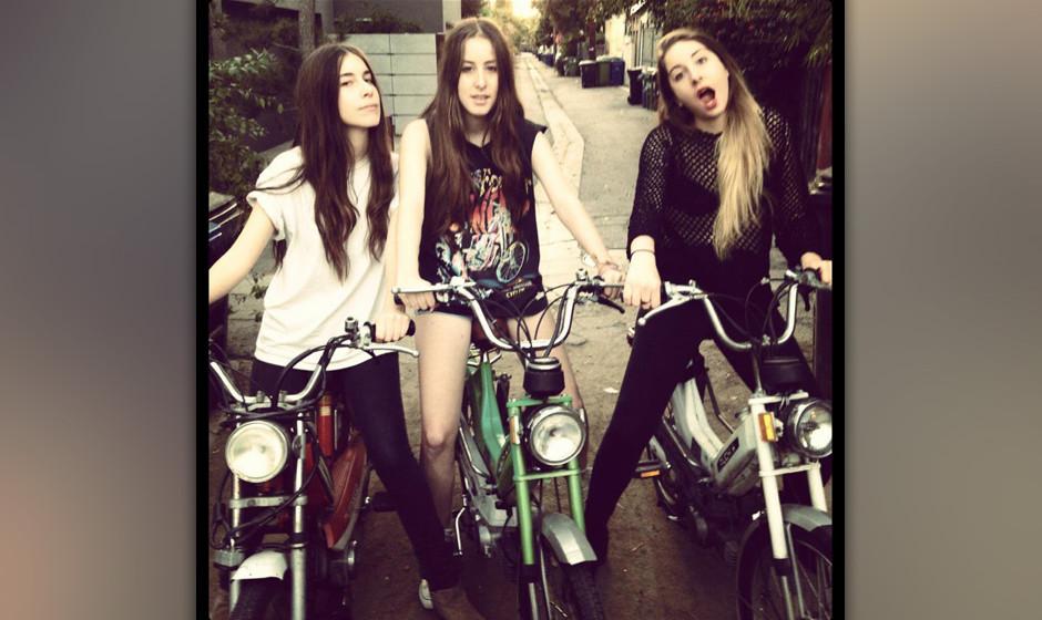 Die Haim-Schwestern