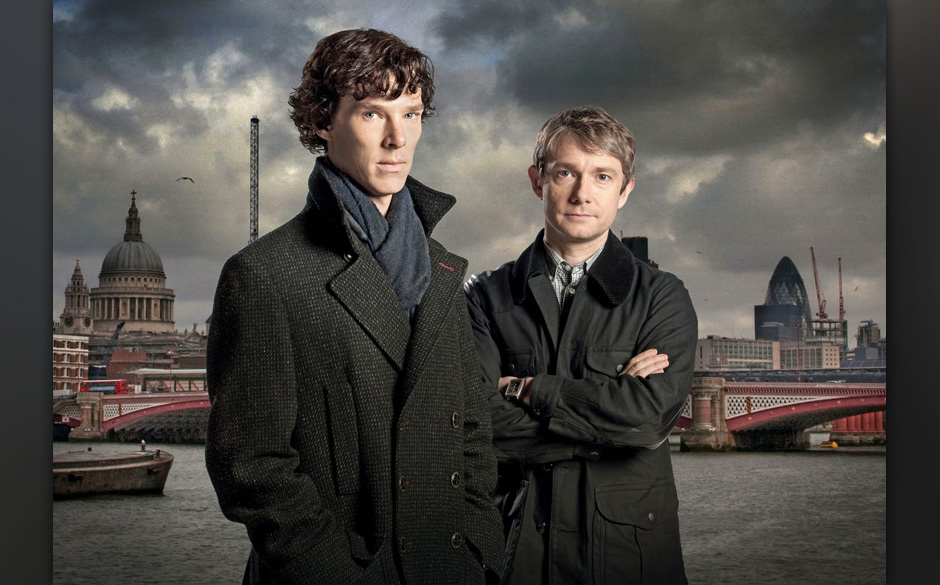 8. 'Sherlock'