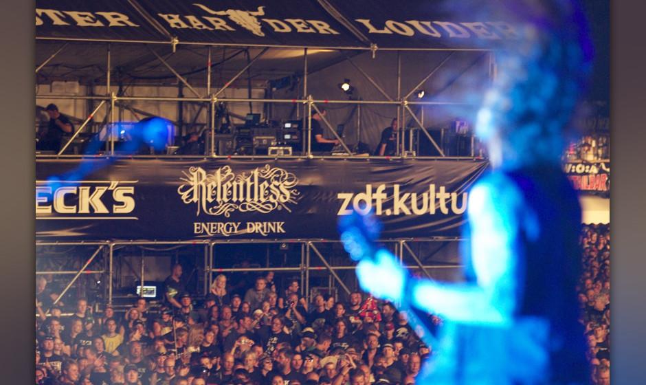 Wacken Open Air 2013 - hier die Bilder des Festivals.