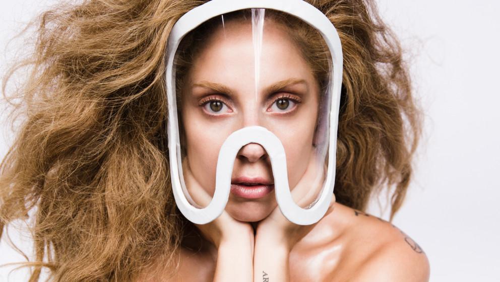 Hier noch ohne Nasenring: Lady Gaga