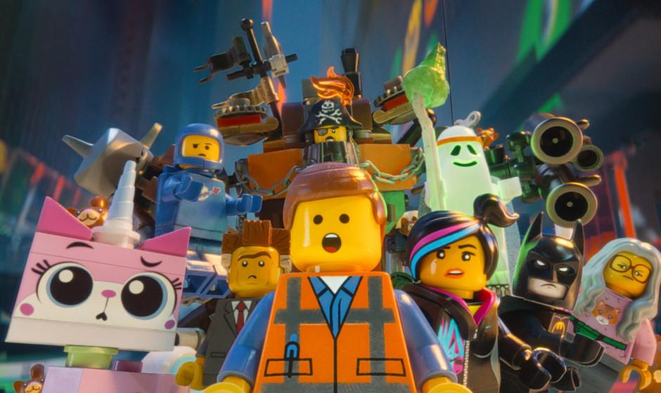 """Nicht Trumps Anwalt, sondern die Figuren aus """"LEGO Movie"""""""