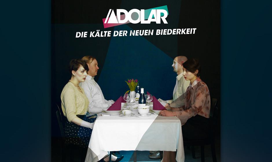 Artwork von Adolars DIE KÄLTE DER NEUEN BIEDERKEIT