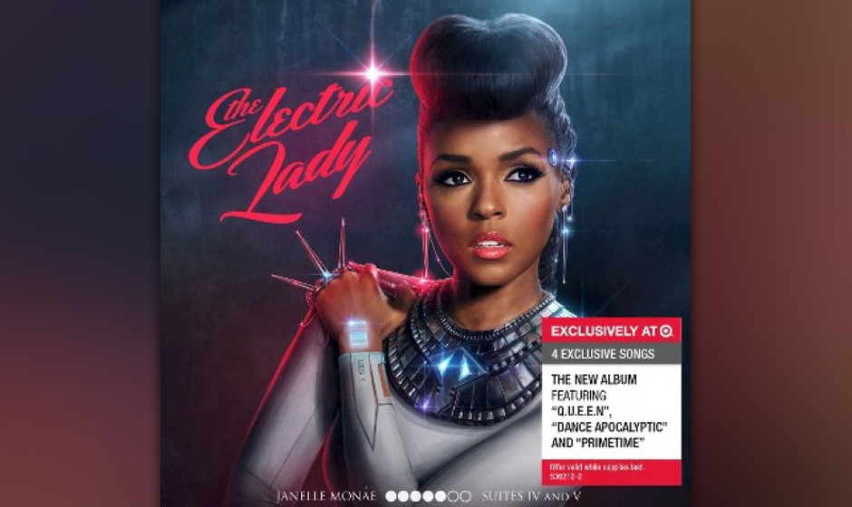 Janelle Monáe ist THE ELECTRIC LADY