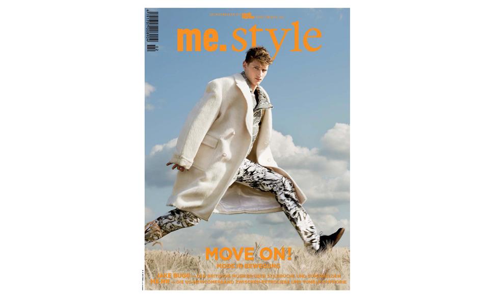 Die neue Ausgabe von ME.STYLE - Mode und Bewegung
