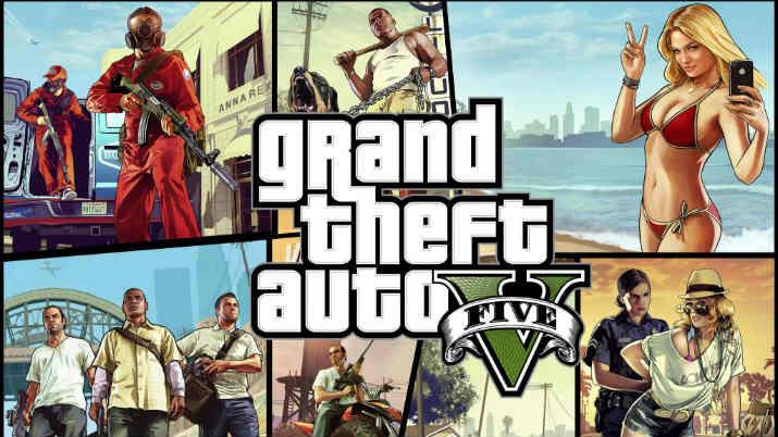 Eines der wichtigsten Videospiele der Popkultur: GTA, jetzt mit Teil 5 wieder an der Macht
