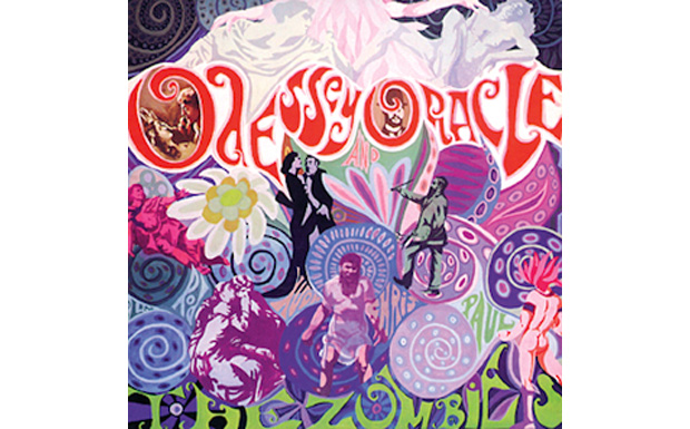 The Zombies 'Odessey and Oracle' high res cover art