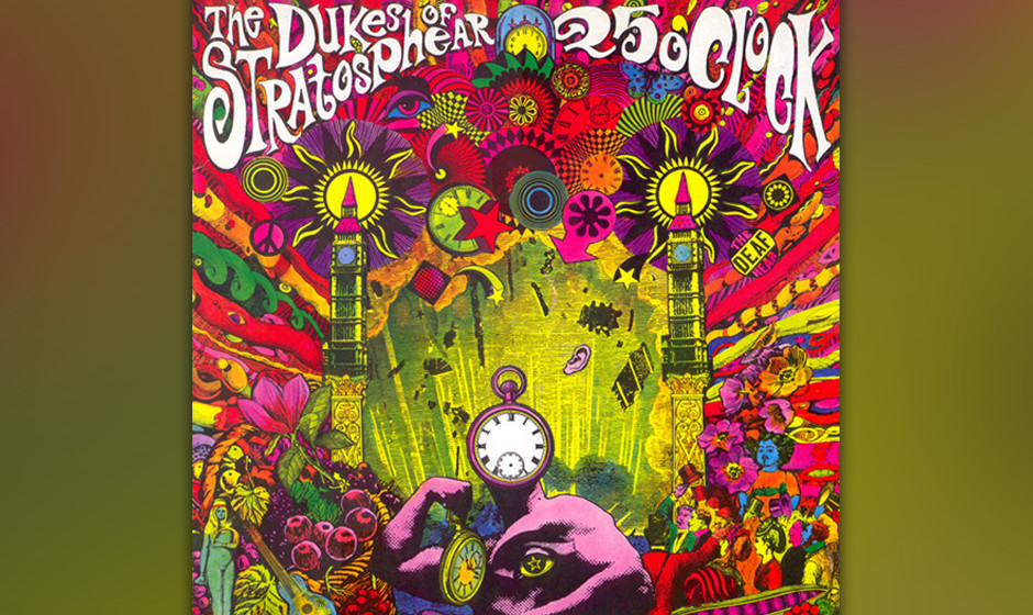 12. The Dukes Of Stratosphear - 25 O'Clock (1985)