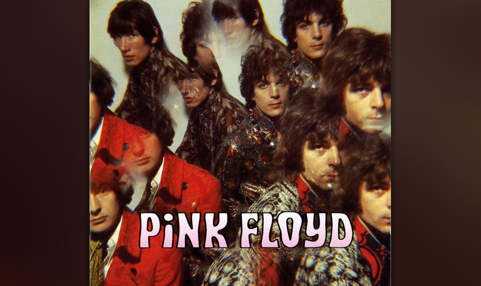 1. Pink Floyd - The Piper At The Gates Of Dawn (1967)