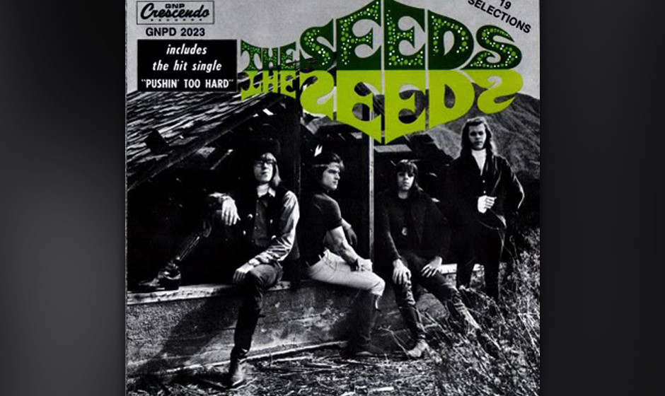 30. The Seeds - The Seeds (1966)