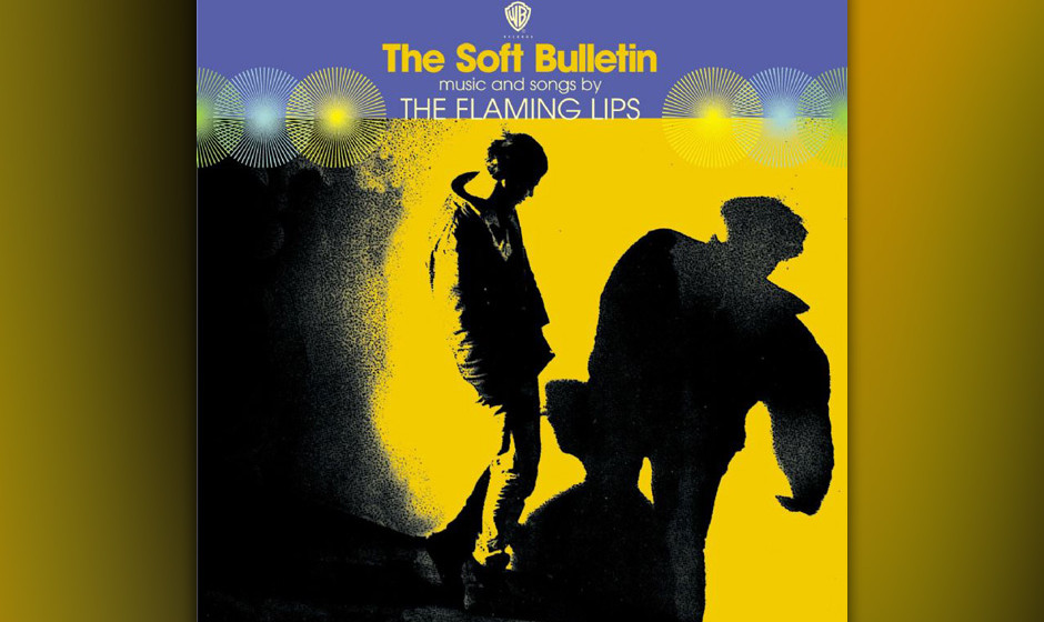 10. The Flaming Lips - The Soft Bulletin (1999)
