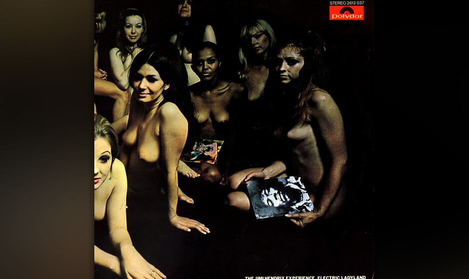 14. The Jimi Hendrix Experience - Electric Ladyland (1968)