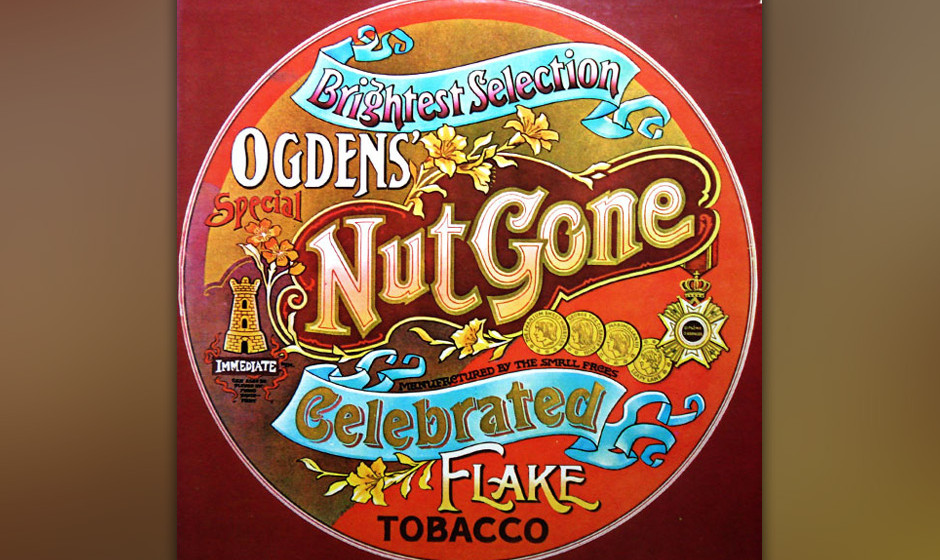 7. The Small Faces - Odgens' Nut Gone Flake (1968)