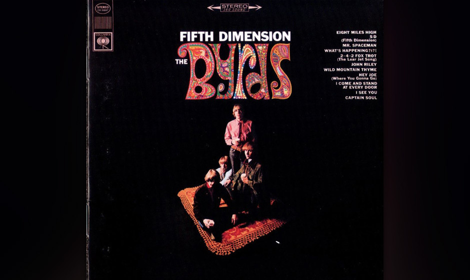 5. The Byrds - Fifth Dimension (1966)
