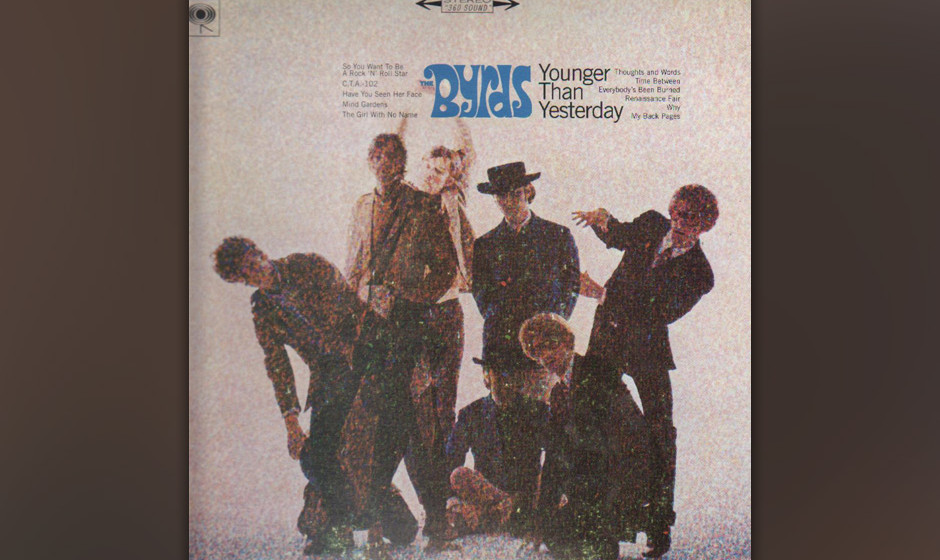 29. The Byrds - Younger Than Yesterday (1967)