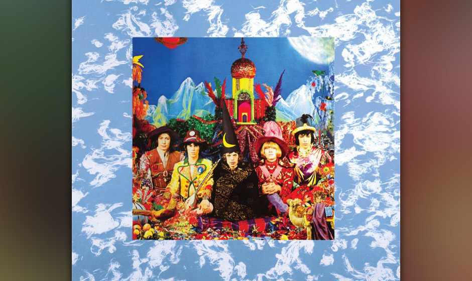 6. The Rolling Stones - Their Satanic Majesties Request (1967)