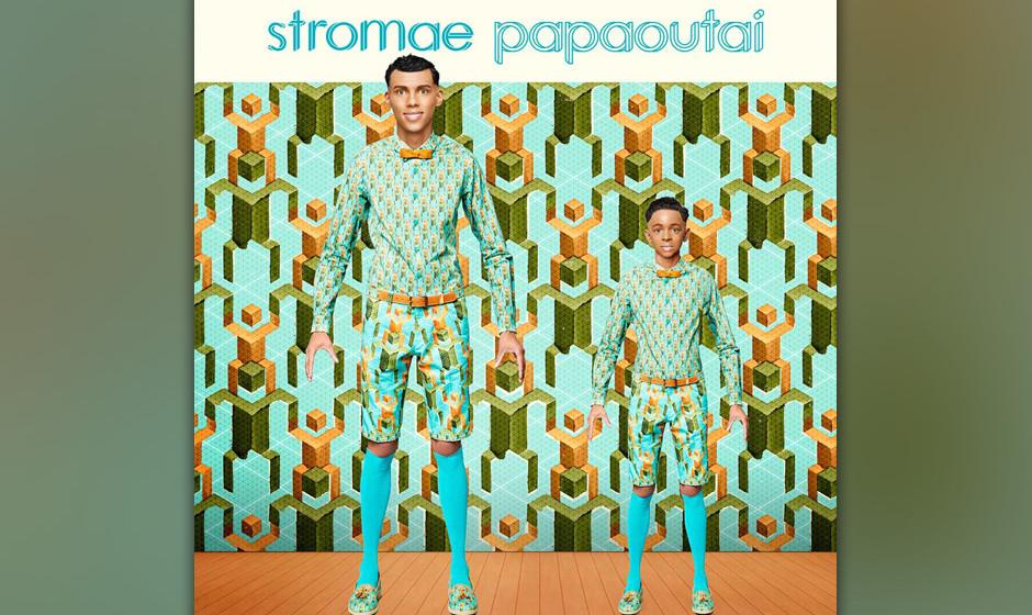 """Platz 8: Stromae – """"Papaoutai"""""""