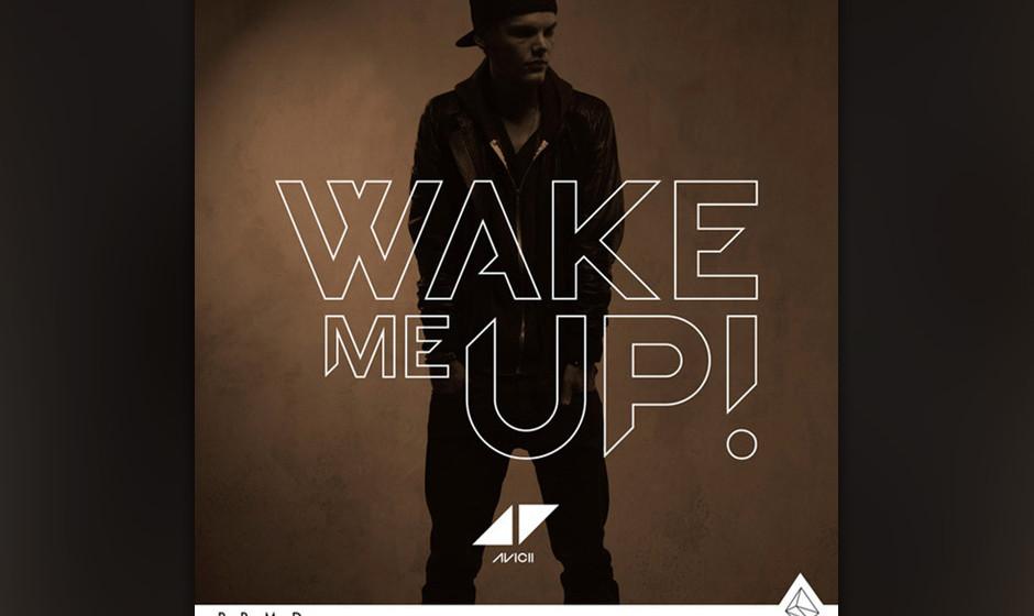 "Platz 2: Avicii – ""Wake Me Up"""