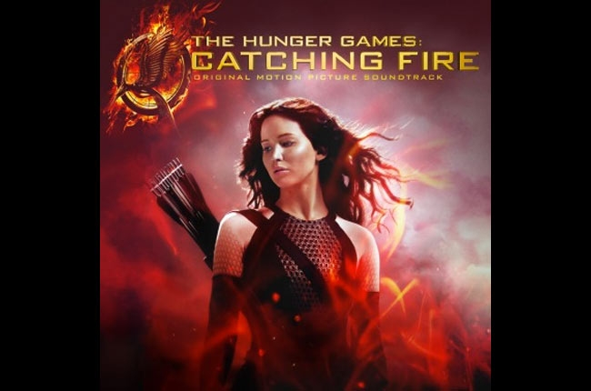 'Catching Fire'-Soundtrack
