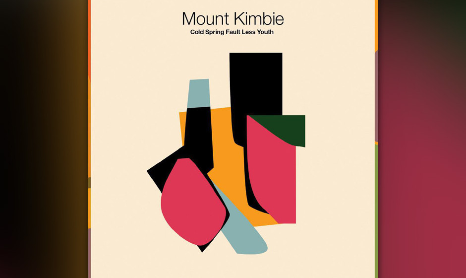 Platz 18: Mount Kimbie - Cold Spring Fault Less Youth