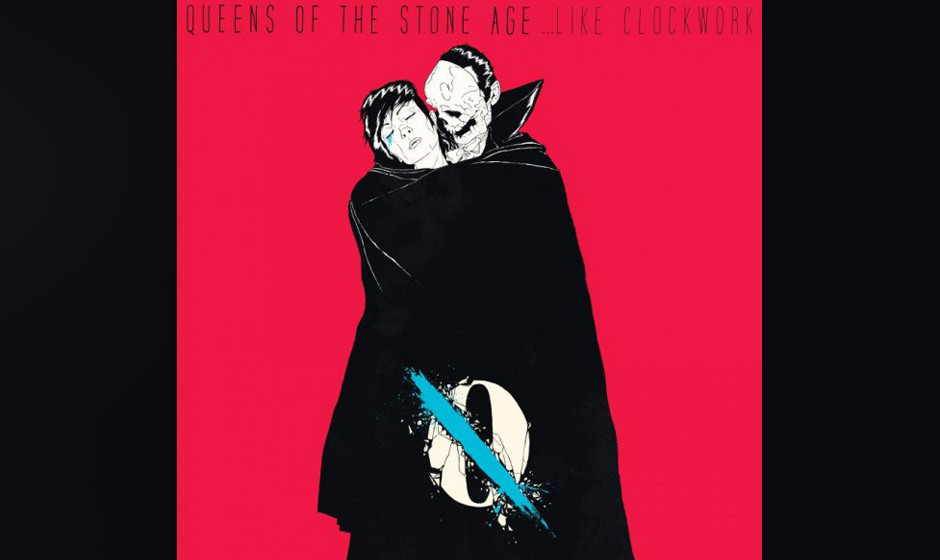Platz 4: Queens Of The Stone Age - '...LIKE CLOCKWORK'