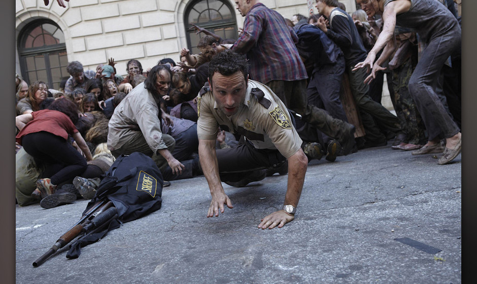 7. 'The Walking Dead'