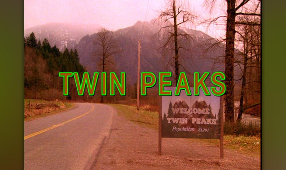 13. 'Twin Peaks'