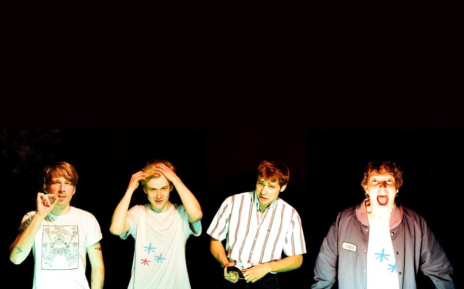 Chuckamuck: Ihr zweites Album, JILES, war ein weiter Sprung nach vorne für die Berliner. Zum Jahresausklang springen sie nun