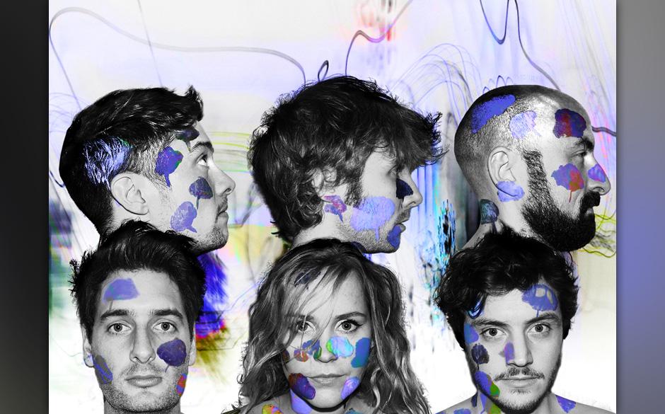 Hero & Leander - Sechserpack mit Zuckerpop: Die Band aus London bezirzt mit tollen Melodien. => 26.10. - 02.11. auf Tour