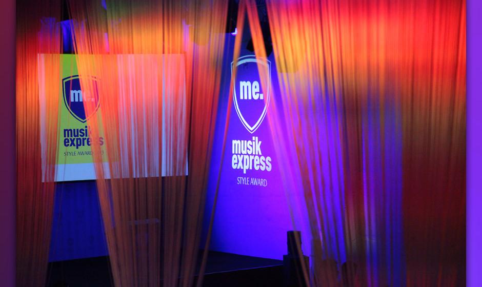 MUSIKEXPRESS STYLE AWARD 2013